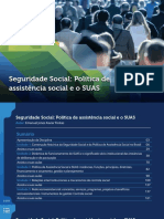 Seguridade Social - Política de Assistência Social e o Suas PDF