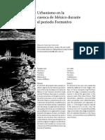 Urbanismo en la cuenca de México durante el periodo Formativo.pdf