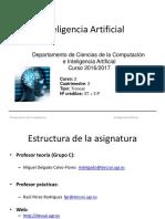 Presentación de Grado - Inteligencia Artificial