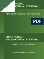 Medicina III - Enfermedad Inflamatoria Intestinal