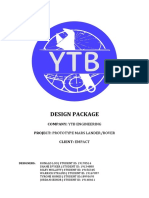 ytb stage 1 design package
