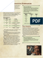 Unearthed Arcana Potions