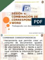 Sem06 - Ofimática - Correspondencia Word