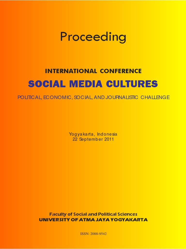 Proceeding International Conference Uajy 22 Sept 2011 Recovered Ocean Park Fast Track Admission Package Anak 3 11 Thn Adolescence Facebook