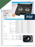 Folder e Referencia Ferramenta  Travamento Polia 1.0 Ecoboost  Ford Fiesta Italiana