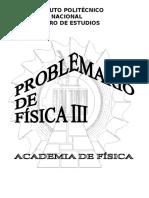 Problemario FISICA III