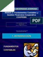 M%F3dulo 2 COOPEBIS Fund Contables
