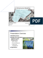 Green Infrastructure Modeling