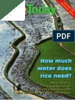Rice Today Vol. 8, No. 1
