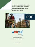 Estudio Profesiones y Nivel de Estudios Inmigrantes