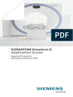 Somatom Emotion 6 Special