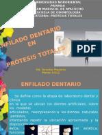 ENFILADO DENTARIO EN PROTESIS TOTALES.pptx