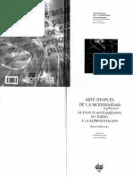 Arte después de la modernidad. Nuevos planteamientos en torno a la representación. Brian Wallis, 2001.pdf