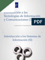 APPD3-Introduccion a Las TIC - Sesion 1 y 2
