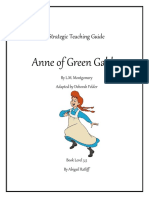 edu 332- stg anne of green gables