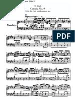 BWV9 - Es ist das Heil uns kommen her