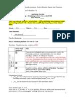 beth montick-sped743-fabi-checklists
