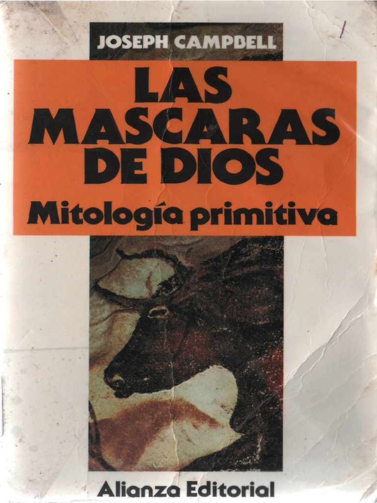 De Primitiva Las DiosMitologia Campbell Mascaras pdf rxeBdCoW