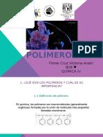 Polímeros, Trabajo Final