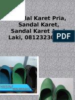 Sandal Karet Pria, Sandal Karet, Sandal Karet Anak Laki, 081232308116