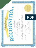 ready set read tutor certificate