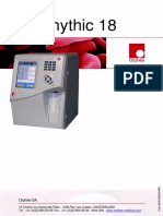 Orphee Mythic 18 Hematology Analyzer - User manual.pdf