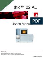 Orphee Mythic 22-AL Hematology Analyzer - User manual.pdf