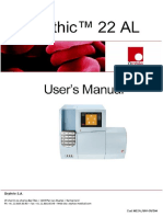 Orphee Mythic 22-AL Hematology Analyzer - User manual.pdf