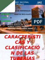 Tuberc3adas Clases Caracterc3adsticas Costos