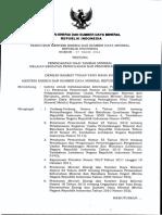Permen ESDM 07 2012 Peningkatan Nilai Tambah Mineral.pdf