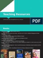 Inspiring Teaching Resources