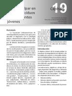 Manual de Referencia Para Procedimientos en Odontopediatria Capitulo 19