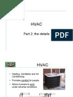 8 v HVAC Details