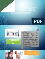 Actividades Primarias Expo