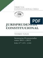 022 Tomo XXII PDF Sentencias 2011 2013