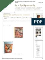 Bibliomania - Byblyomania_ VARGAS VILA - Planfetário Escritor Colombiano e Libertário