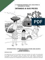 Acuicultura y Aprovechamiento Del Agua Para El Desarrollo Rural