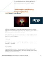 Siete Elementos Básicos Para Construir Una Comunidad Activa y Comprometida - Blog de Instituto Internet