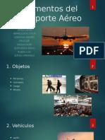 Elementos Del Transporte Aéreo