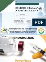 General Anestesia