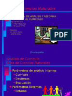 analisis de curriculo.ppt