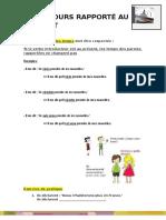 43642 Le Discours Rapport Au Prsent