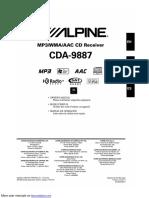 CDA-9887