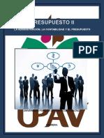 Unidad IV. La Administración, La Contabilidad y El Presupuesto