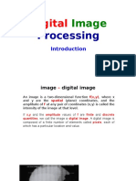Digital Image Processing Basics