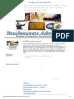 A Mensagem de Saúde - Página Fundação Adventista