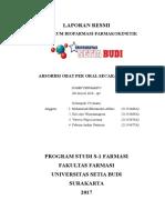 laporan bfk 3