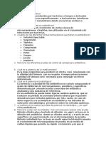 Cuestionario Potencia Microbiológica