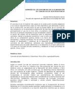 Artículo de Sistematización