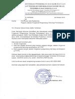 Permintaan Data Pejabat Dan Pegawai JF PTP